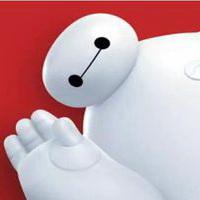 大白萌神卡通超能陆战队机器人头像图片39