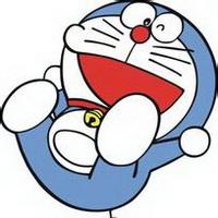 哆啦A梦可爱机器猫大雄头像图片10