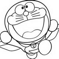 哆啦A梦可爱机器猫大雄头像图片13