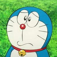 哆啦A梦可爱机器猫大雄头像图片16