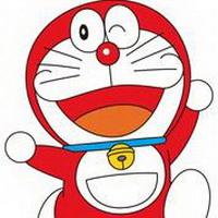 哆啦A梦可爱机器猫大雄头像图片17