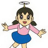 哆啦A梦可爱机器猫大雄头像图片19