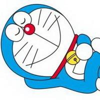 哆啦A梦可爱机器猫大雄头像图片2