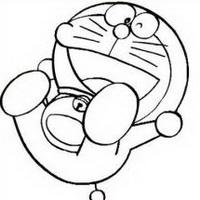 哆啦A梦可爱机器猫大雄头像图片20