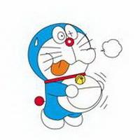 哆啦A梦可爱机器猫大雄头像图片22
