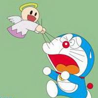 哆啦A梦可爱机器猫大雄头像图片25