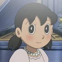 哆啦A梦可爱机器猫大雄头像图片26