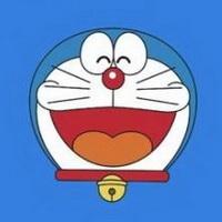 哆啦A梦可爱机器猫大雄头像图片28