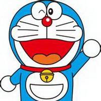 哆啦A梦可爱机器猫大雄头像图片33