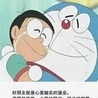 哆啦A梦可爱机器猫大雄头像图片36