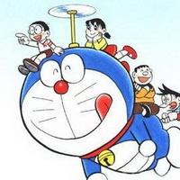 哆啦A梦可爱机器猫大雄头像图片40