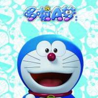 哆啦A梦可爱机器猫大雄头像图片9