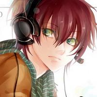 戴耳机的卡通少年头像图片28