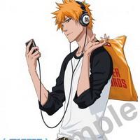 戴耳机的卡通少年头像图片9