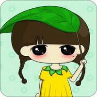 萌小希可爱卡通头像图片1