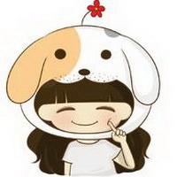 萌小希可爱卡通头像图片12