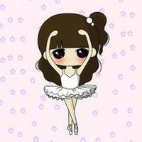 萌小希可爱卡通头像图片24
