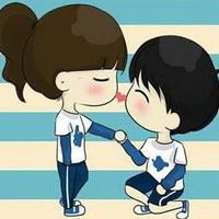 萌小希可爱卡通头像图片3