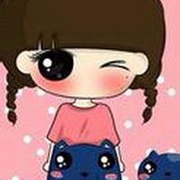 萌小希可爱卡通头像图片34