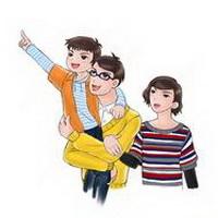 全家福一家三口卡通头像图片12