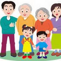 全家福一家三口卡通头像图片31