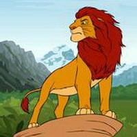 狮子王辛巴卡通图片_辛巴狮子王头像_辛巴狮子王qq头像图片_扣扣空间微信头像大全