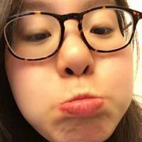 傅园慧表情包搞笑可爱头像图片39