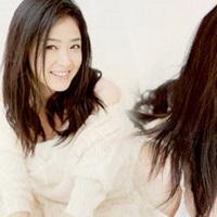 蒋欣美丽可爱头像图片36
