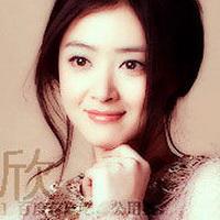 蒋欣美丽可爱头像图片5