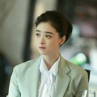 蒋欣美丽可爱头像图片51