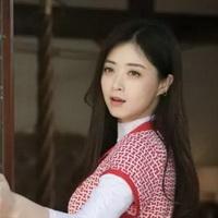 蒋欣美丽可爱头像图片53