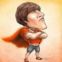 金钟国卡通肌肉男头像图片28