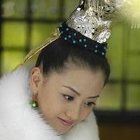 杨蓉包青天小风筝可爱头像图片36