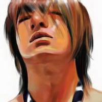 男人不哭男人的眼泪头像图片20