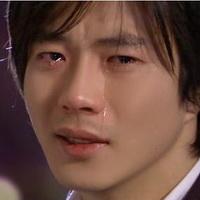 男人不哭男人的眼泪头像图片23