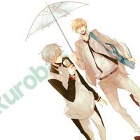 打伞伤感男生下雨打伞兄弟情头像图片31