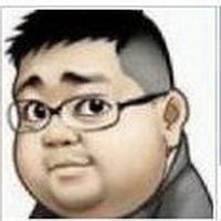 胖子搞笑帅男胖头像图片15