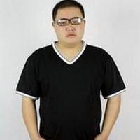 胖子搞笑帅男胖头像图片19