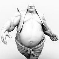 胖子搞笑帅男胖头像图片38