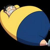 胖子搞笑帅男胖头像图片7