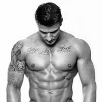 欧美型男肌肉男头像图片24