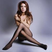 长腿美女性感长腿丝袜女生头像图片11