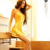 长腿美女性感长腿丝袜女生头像图片16