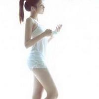 长腿美女性感长腿丝袜女生头像图片2