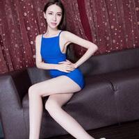 长腿美女性感长腿丝袜女生头像图片25