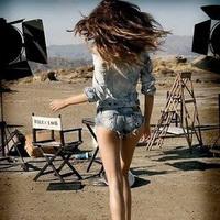 长腿美女性感长腿丝袜女生头像图片27