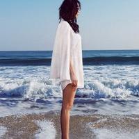 长腿美女性感长腿丝袜女生头像图片3