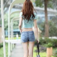 长腿美女性感长腿丝袜女生头像图片30