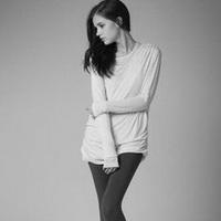 长腿美女性感长腿丝袜女生头像图片7