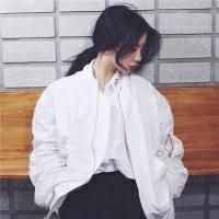 高冷女生头像_